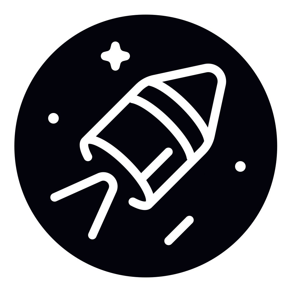 rocket illustration