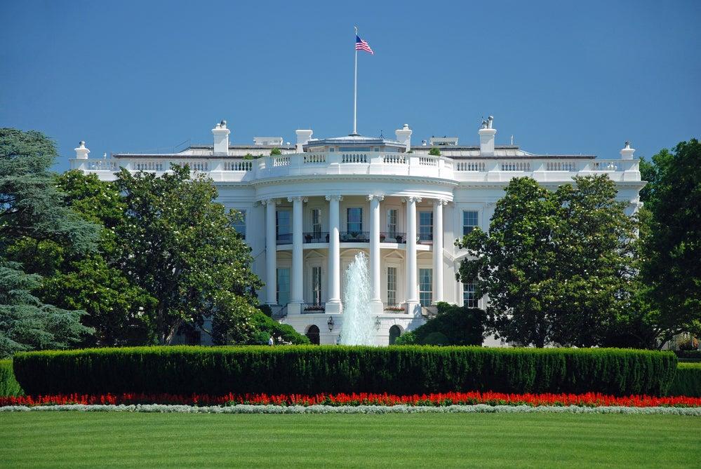 White House pest problem
