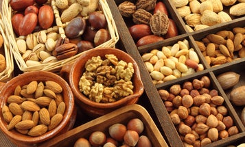 Nuts are full of fat and calories—and you should probably eat more of them