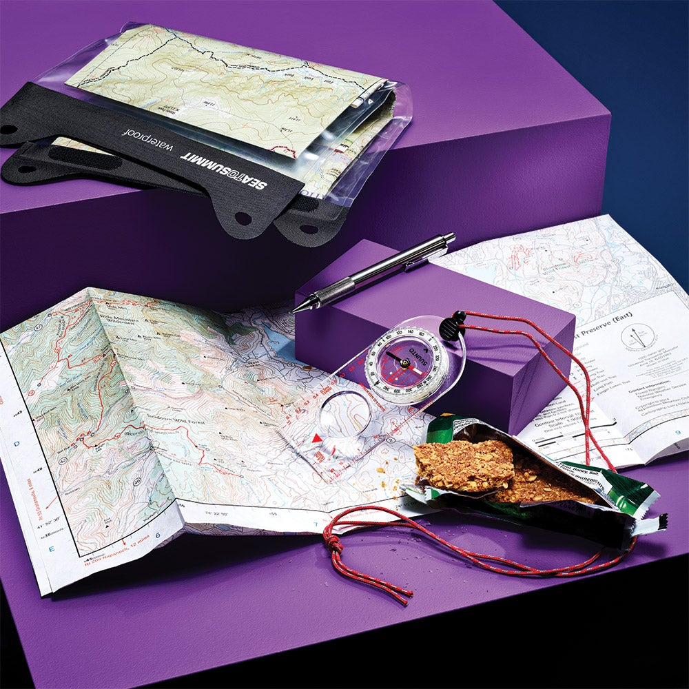 These simple navigating tools could save you when GPS can't
