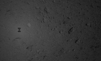 Why a Japanese spacecraft is firing a bullet into an asteroid