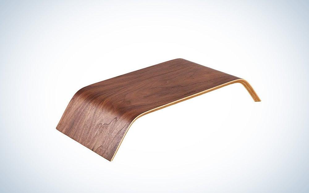 Samdi wooden desktop stand