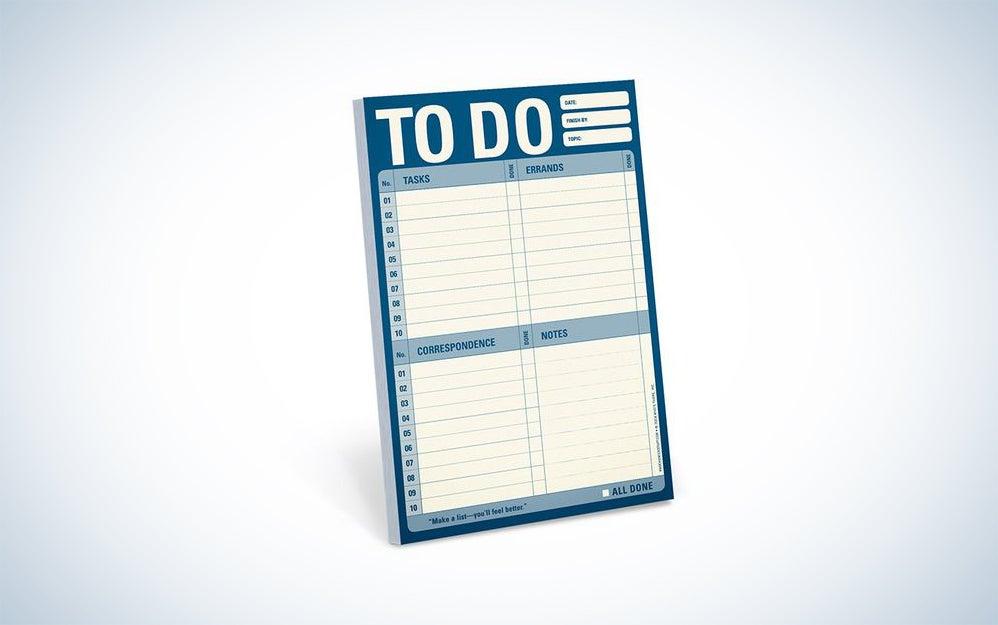 Knock Knock To Do Checklist