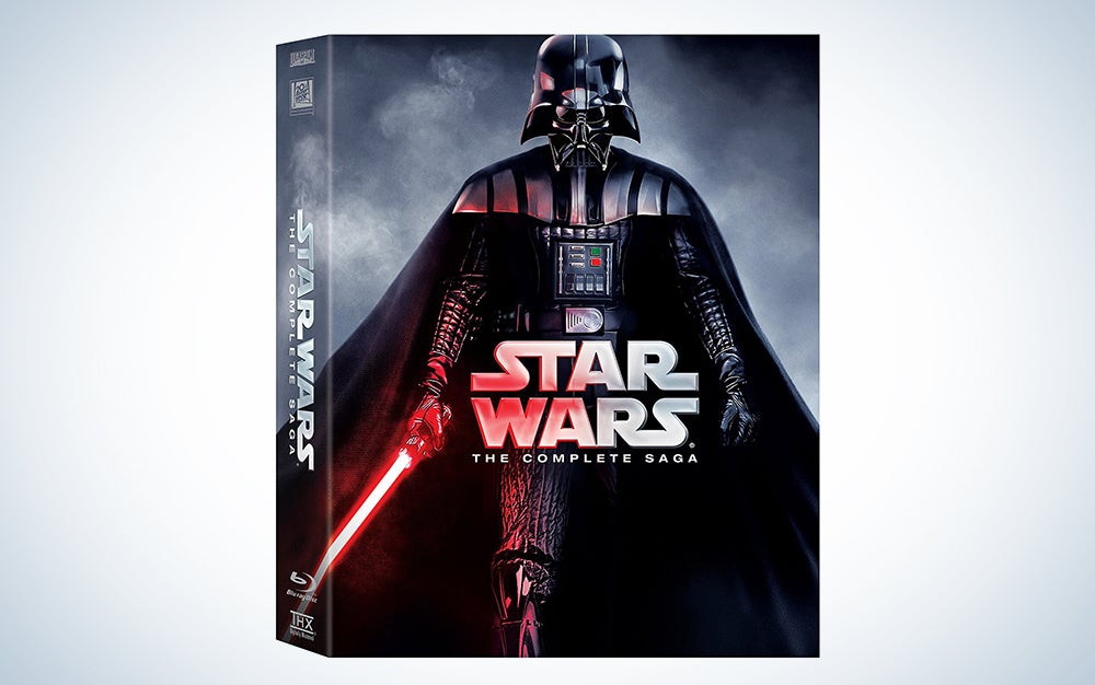 Star Wars: The Complete Saga (Episodes I-VI)
