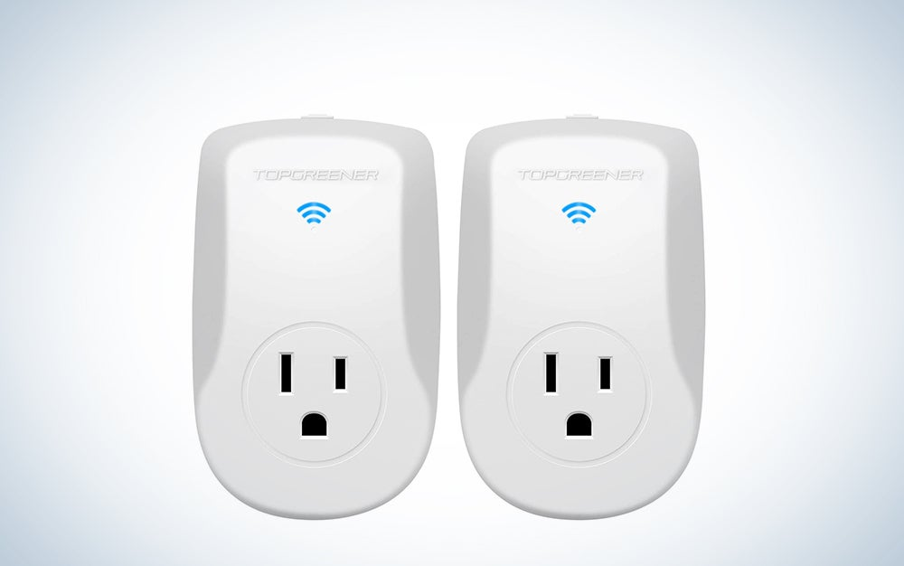 TOPGREENER smart plug