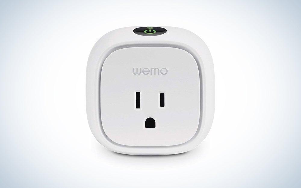 WeMo Energy monitoring smart switch