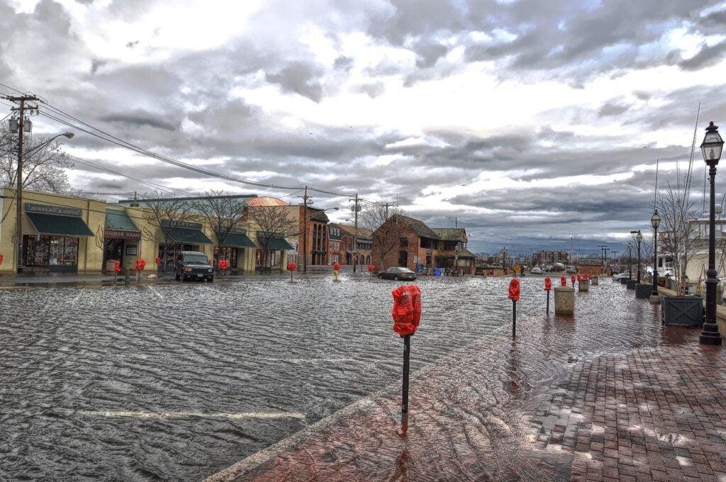 flooding annapolis