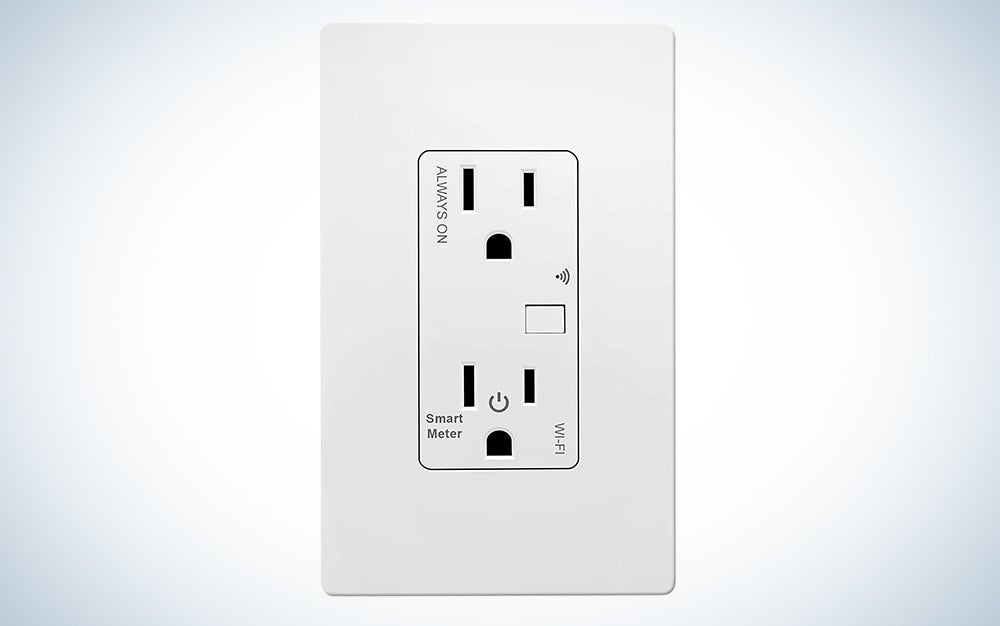 TOPGREENER WiFi smart outlet