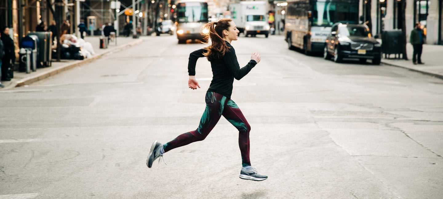 Science helped me run my first marathon in 3 hours and 21 minutes