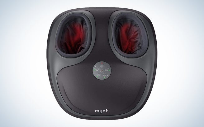 Mynt tapping foot massager