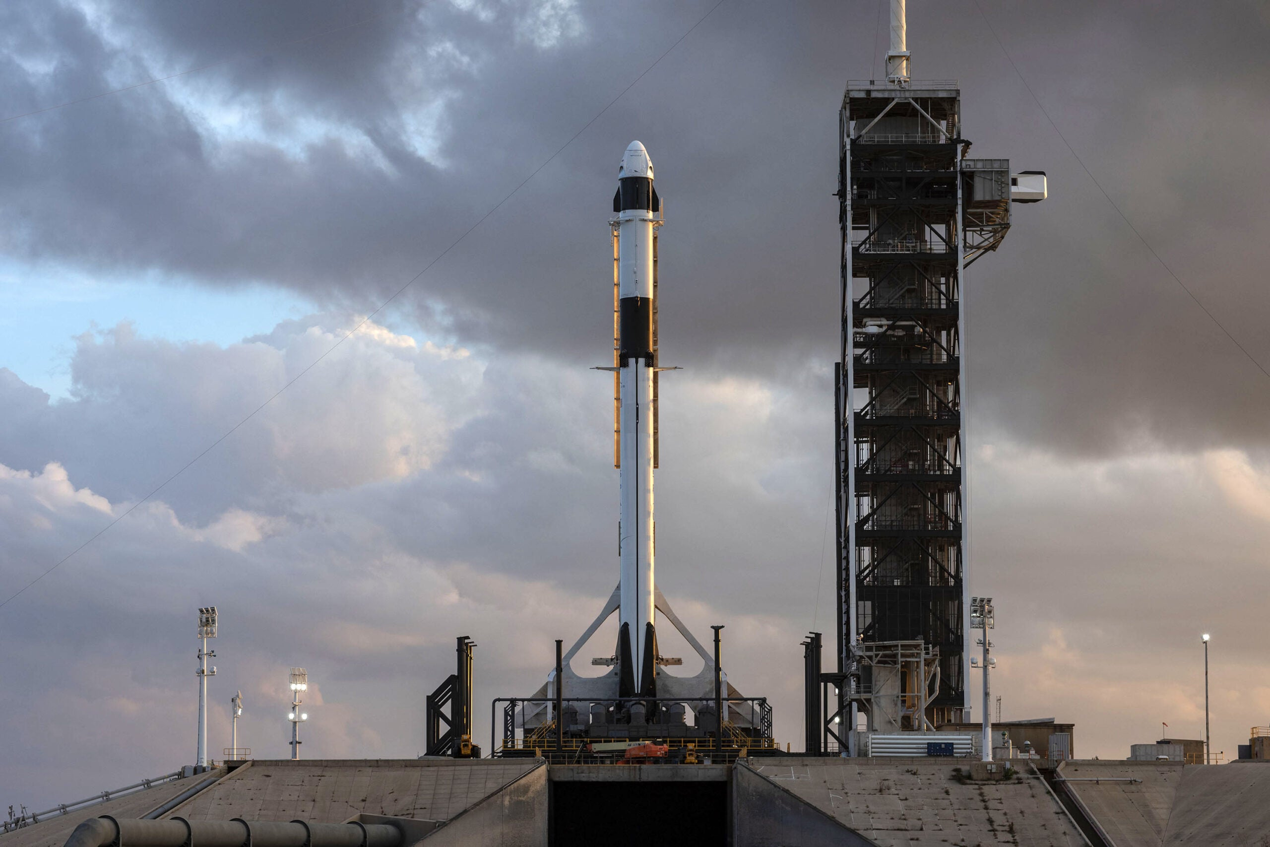 SpaceX's Crew Dragon launch is a pivotal moment for American spaceflight—here's how to watch
