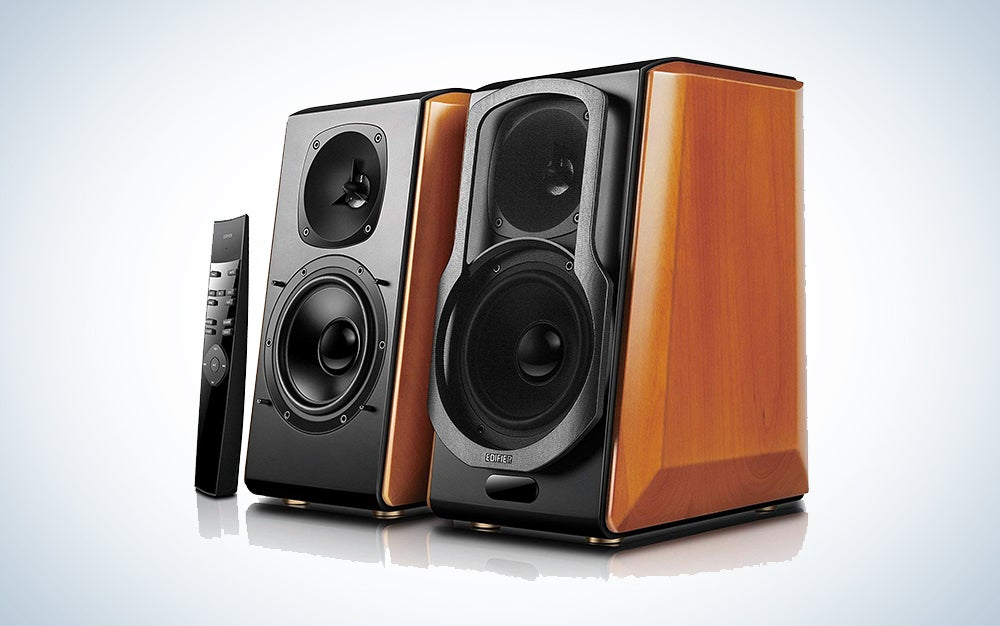 Edifier S2000pro bookshelf speakers
