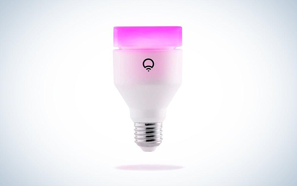 LIFX Mini White (A19) Wi-Fi Smart LED Light Bulb