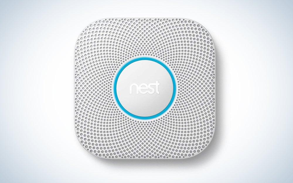 Nest Protect 2nd Generation Smoke/Carbon Monoxide Alarm 4-Pack