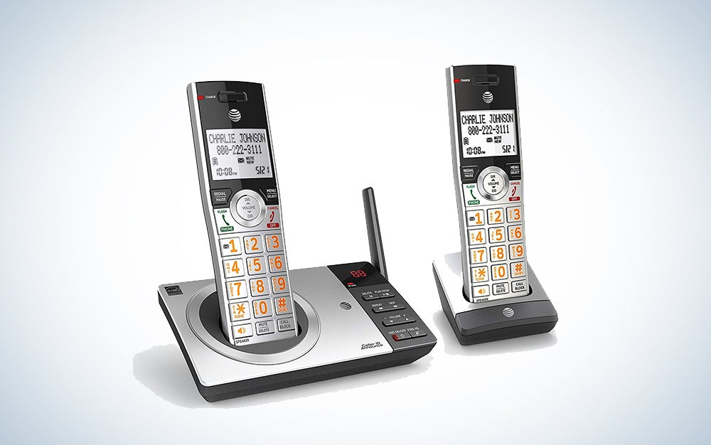 AT&T cordless home phone deal