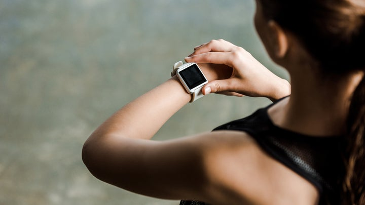 Wearable fitness tracker anxiety downsides