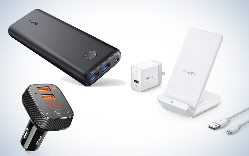 Anker charger deals