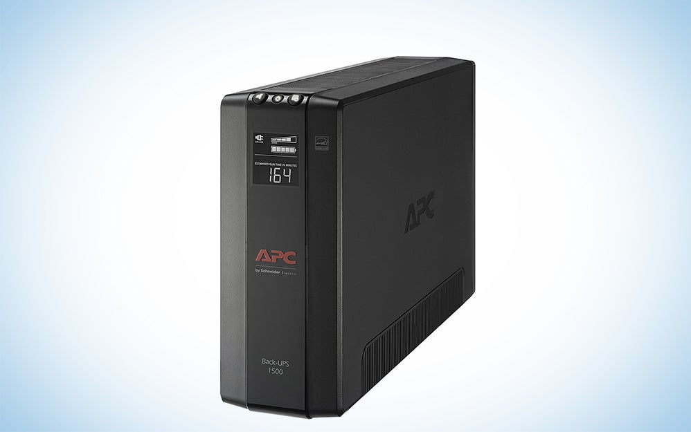 APC 1500 900-watt uninterruptible power supply