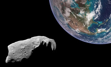 Asteroids deal with breakups better than we thought