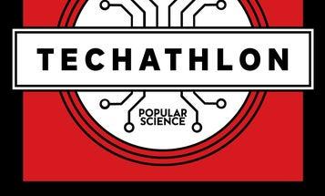 Techathlon podcast: Net Neutrality, publicity stunts, and streaming stats