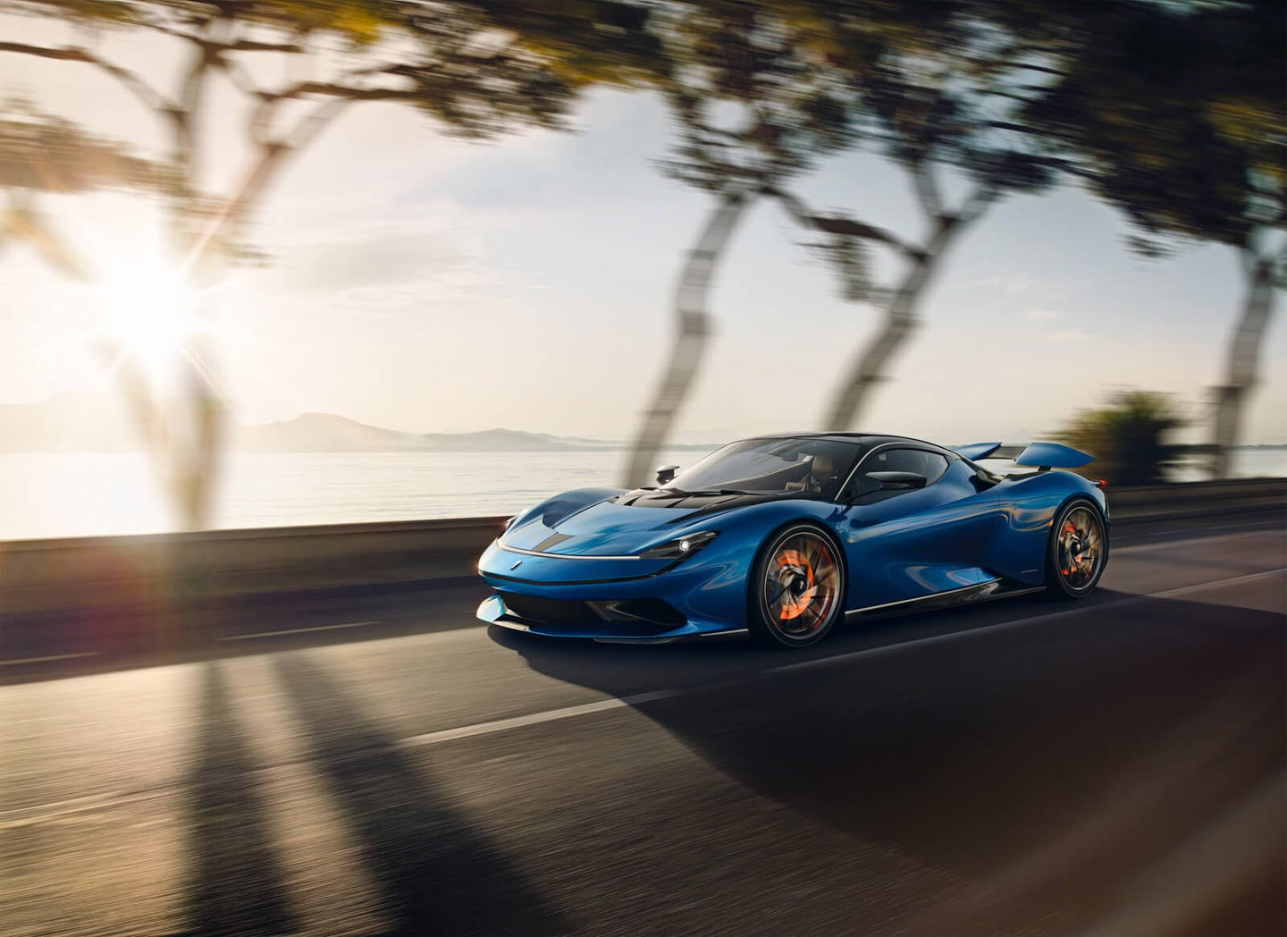 See the incredible supercars from the 2019 Geneva International Motor Show