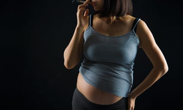 Every cigarette matters when you're pregnant, a massive new study confirms