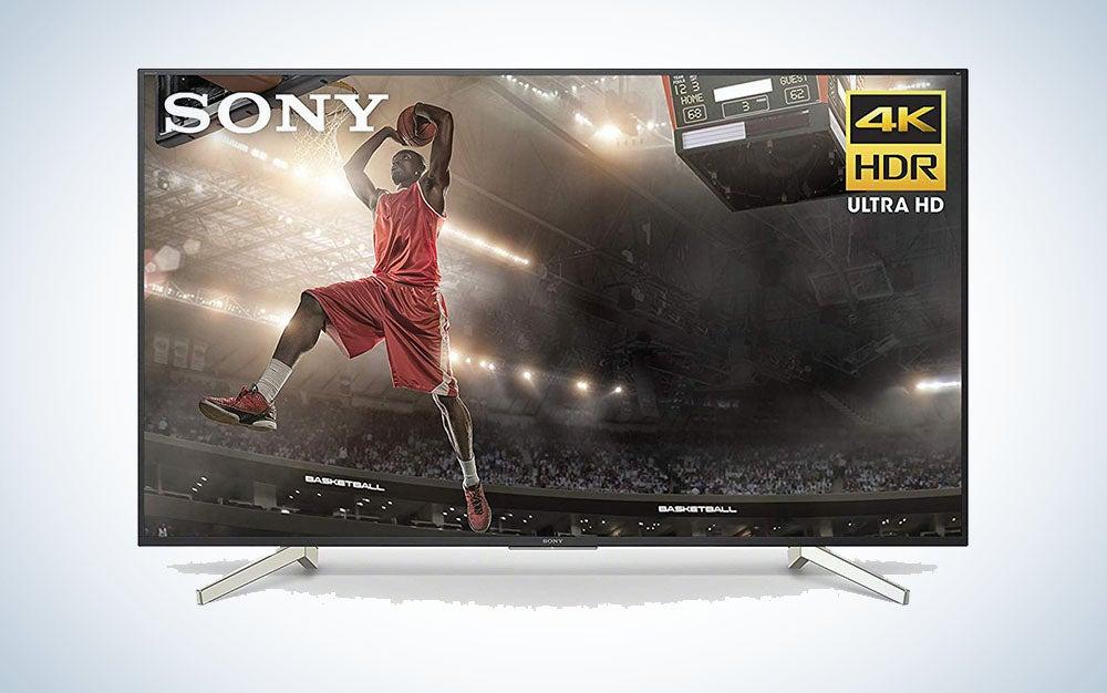 Sony 60-inch 4K smart TV