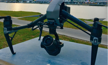 Using a drone to film the Daytona 500 for live TV is just as complicated as it sounds