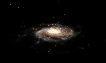 The Milky Way has a long history of cosmic cannibalism