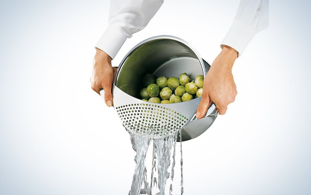 Kuchenprofi Pot-Top Strainer Sieve