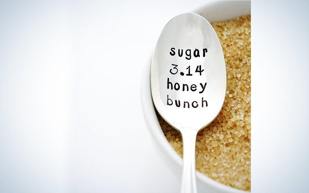 Sugar Pi Honey Bunch Spoon