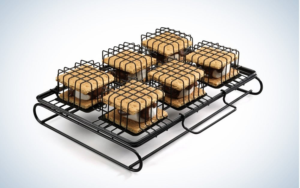 S'more grill tool