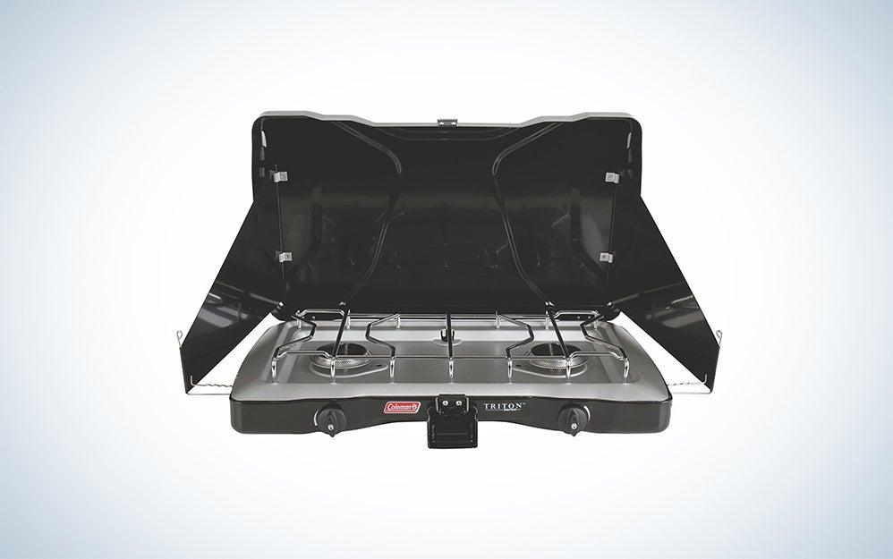 Coleman Triton 2-burner propane stove