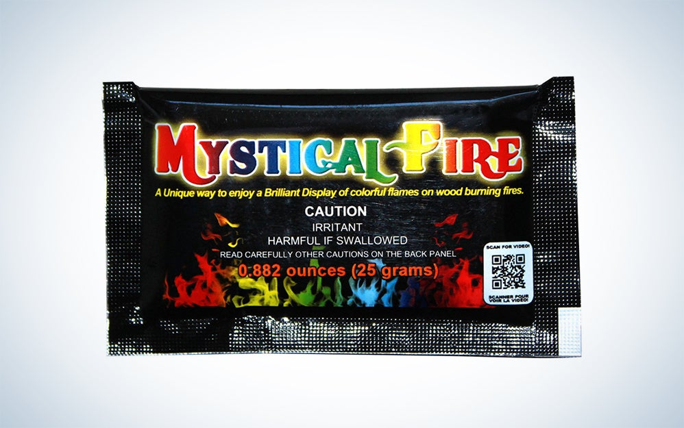 Mystical Fire Flame packets