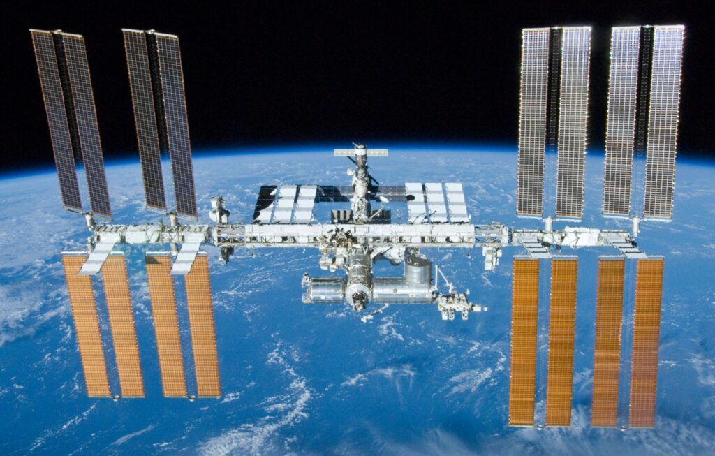 the space station
