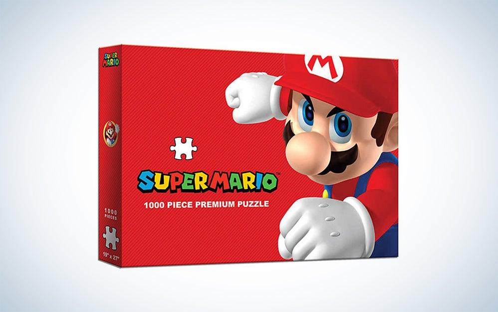 Mario puzzle