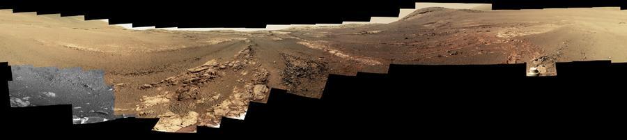 Panorama Mars