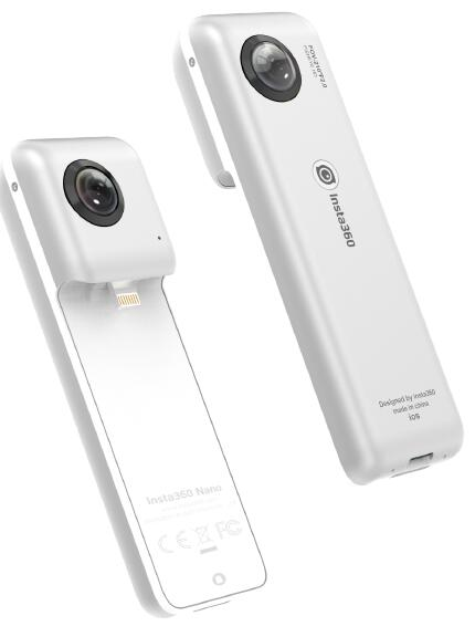 New iPhone Accessory Allows You To Record 360-Degree Videos