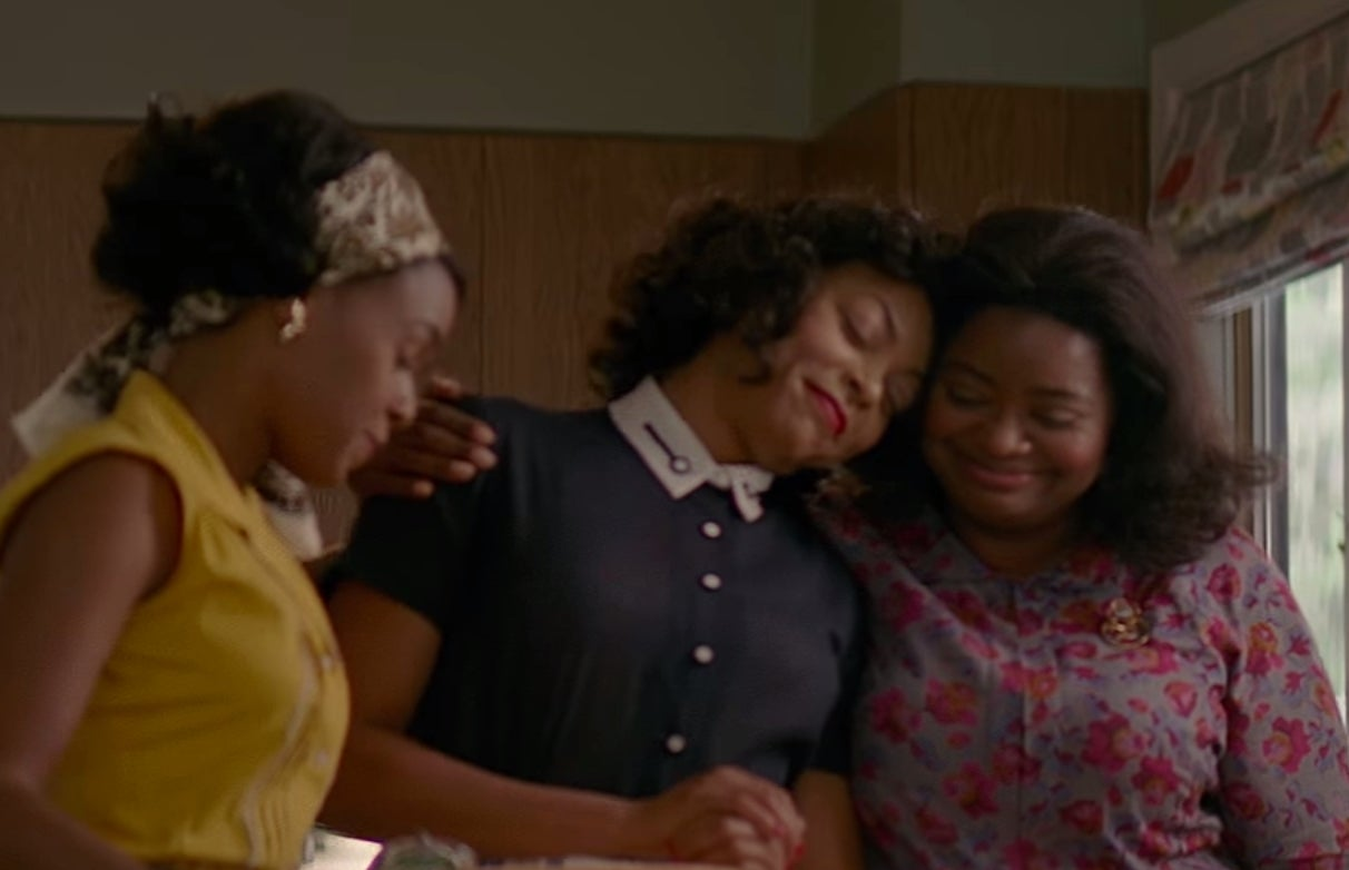 First Trailer For 'Hidden Figures': The Unsung Heroines Of NASA
