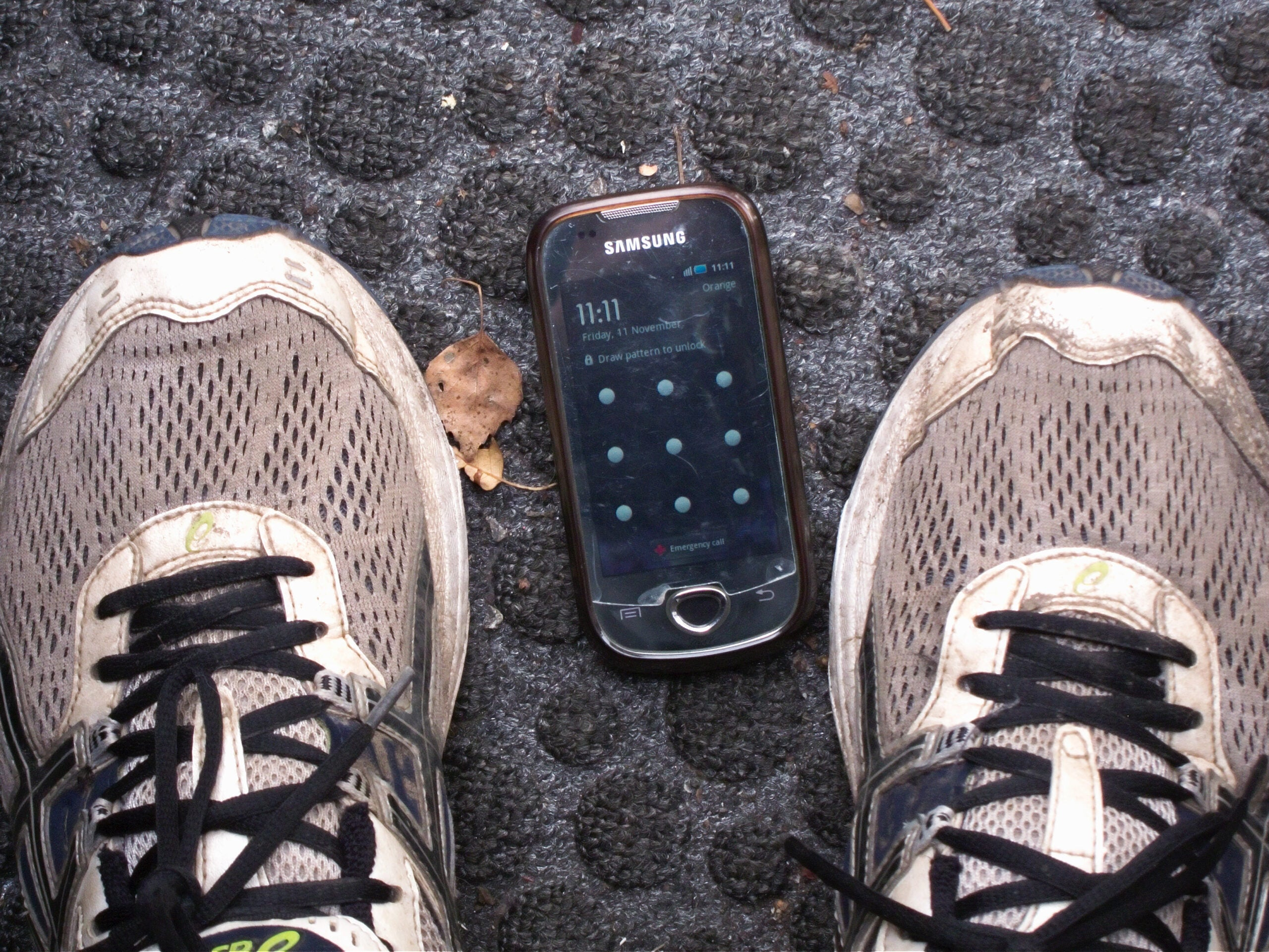 Insoles That Let You Charge Your Phone With Every Step