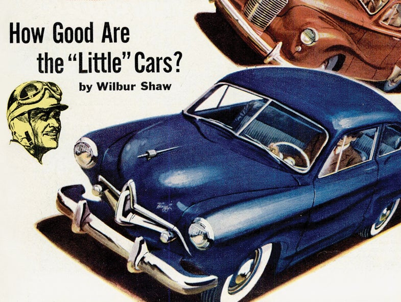 Seven Decades Later, Cars Still Need To Get Lighter