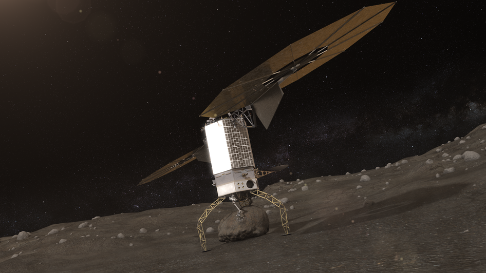 NASA Mission To Send Astronauts To An Asteroid Falls Behind Schedule