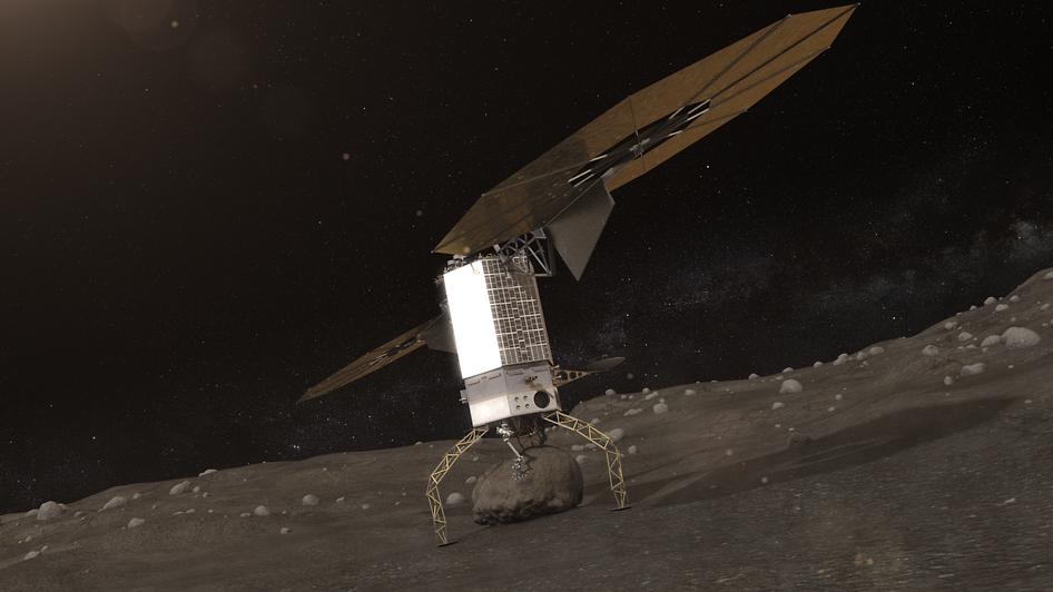 ARM mission illustration