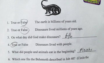 UK Bans Creationism While US Still Fights Loch Ness Monsterism