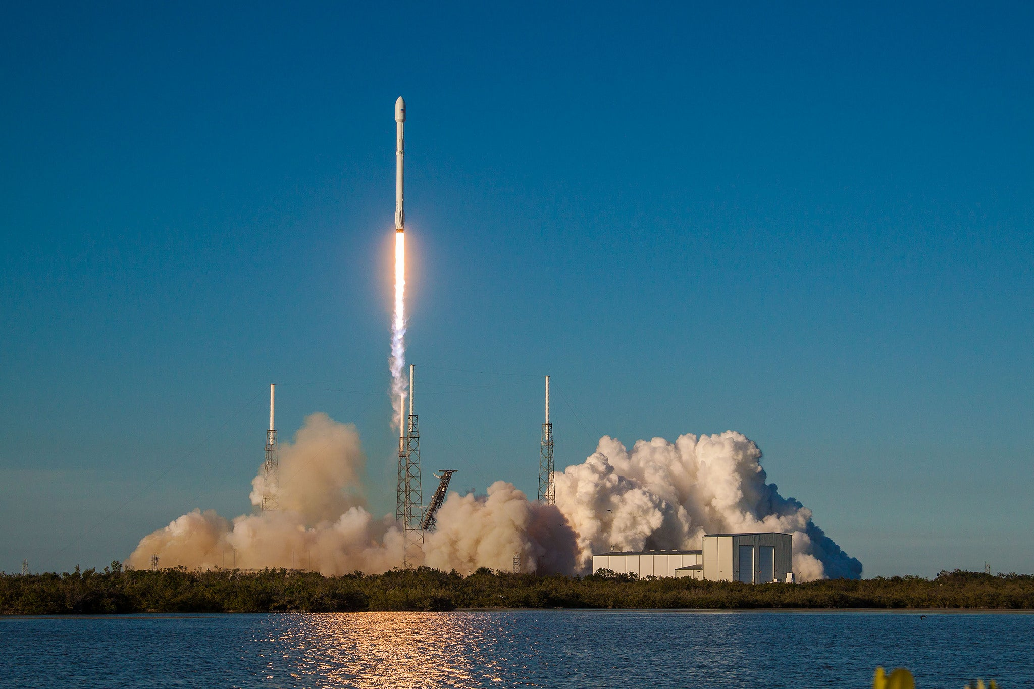 Watch SpaceX launch NASA's new planet-hunting satellite