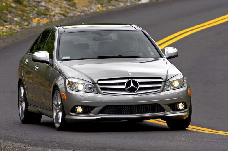 Test Drive: 2008 Mercedes C300 Sport Sedan