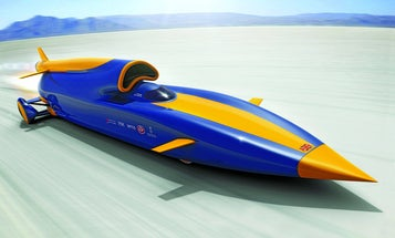 The Race to 1,000 MPH
