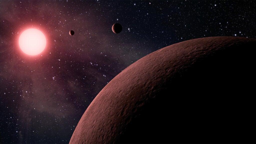 kepler planet