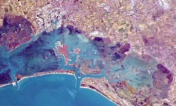 What it's like to photograph Earth from space