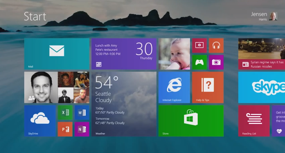 The 5 Coolest New Features In Microsoft Windows 8.1
